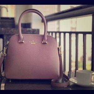Kate Spade ♠️ dome handbag fall colors